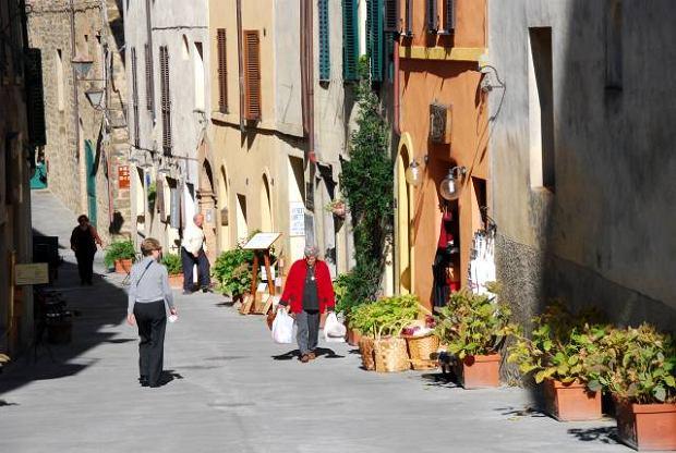 Podróże kulinarne do Włoch - Toskania. Kolacja z Mona Lisą