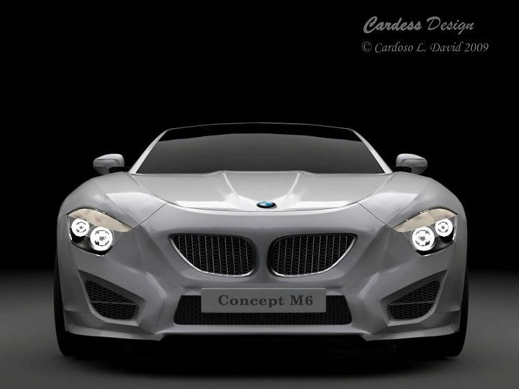 BMW M6 Concept