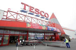 Będzie protest związkowców przed sklepami Tesco