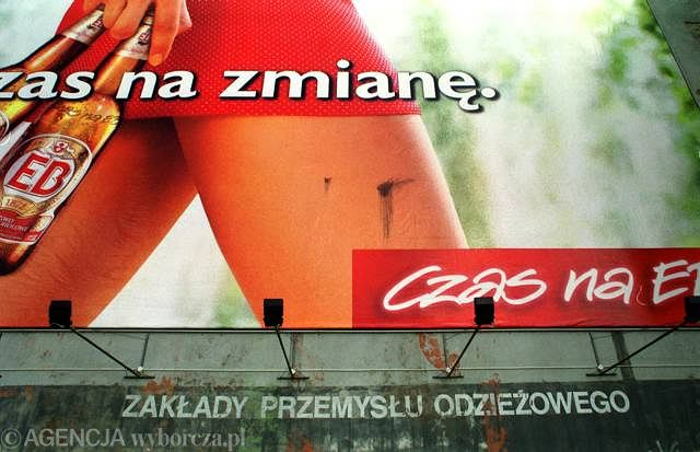 Czy piwo EB na nowo zaskarbi serca Polaków?