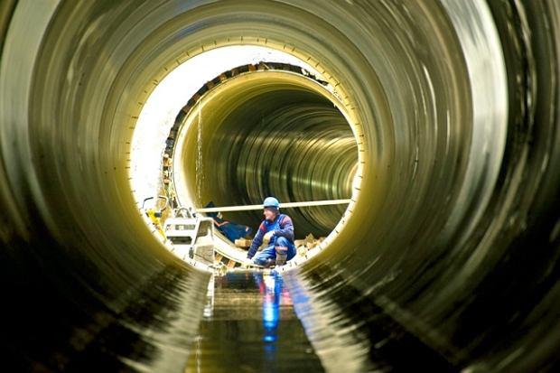 Budowa kolektorów do oczyszczalni Czajka to największy w Polsce projekt mikrotunelowy