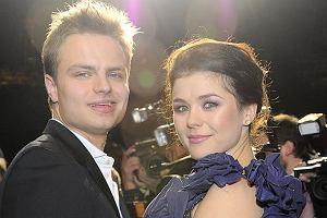 Kasię Cichopek i Marcina Hakiela dzieli rok.