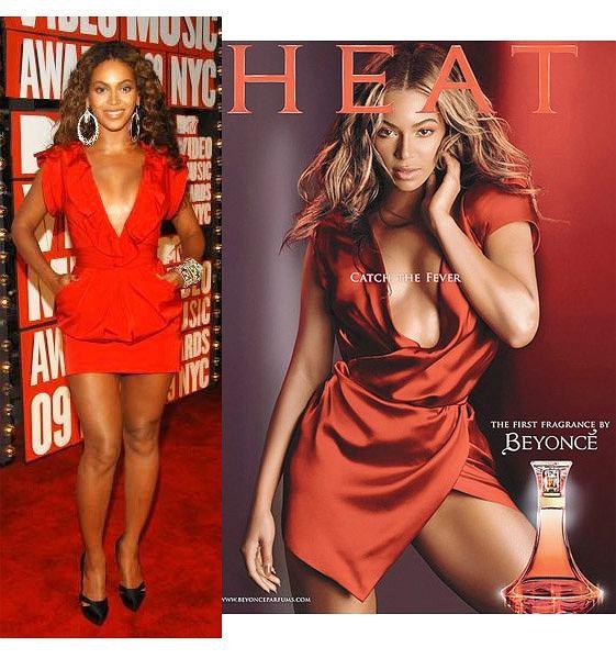 Beyonce stworzyła perfumy Heat