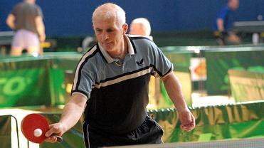 Marian Finkowski - jeden z najbardziej doświadczonych zawodników LLTSA