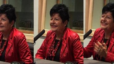 Eurodeputowana SLD Joanna Senyszyn