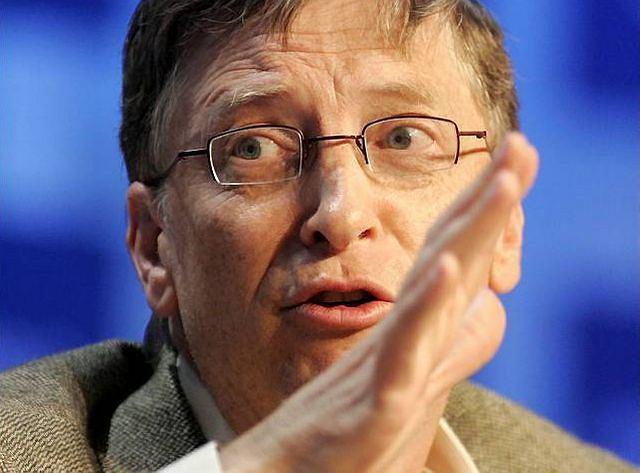 Bill Gates: Przeludnienie jest jedną z głównych przyczyn globalnego ocieplenia