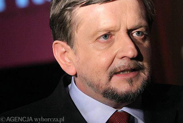 Stanisław Janecki, były redaktor naczelny tygodnika