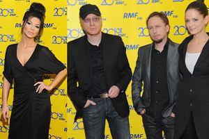 W Teatrze Polskim odbył się wczoraj urodzinowy koncert radia RMF FM. Wielkie gwiazdy zaśpiewały swoje oraz zagraniczne przeboje.