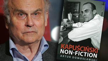 Ryszard Kapuściński i jego biografia