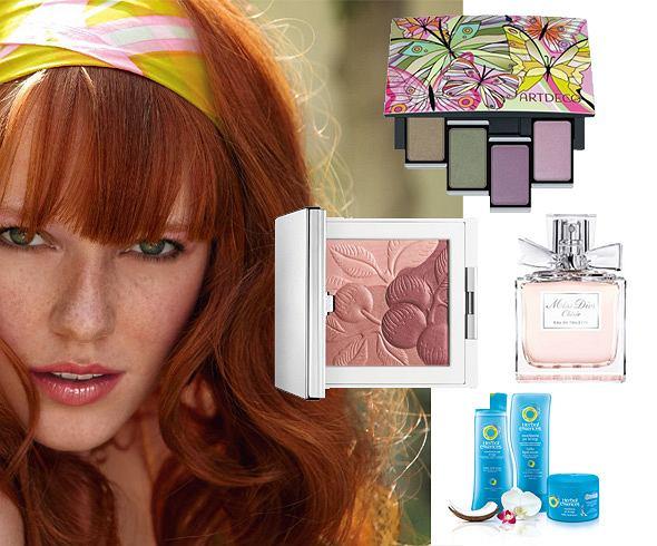 Najbardziej apetyczne kosmetyki na wiosnę i lato 2010