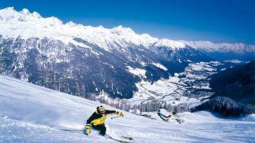 Austriacki Stubaital. Gdy nie można zjeżdżać na nartach, warto wybrać sanki