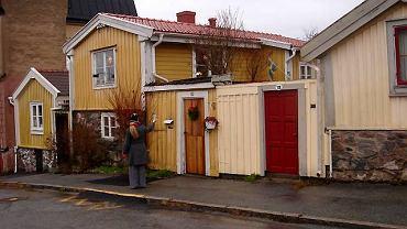 Ponad 200-letnie domy dzielnicy stoczniowców