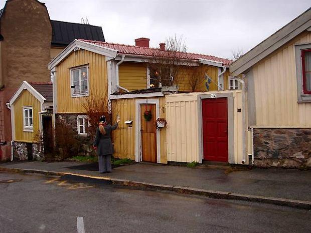 Szwecja w jeden dzień. Karlskrona