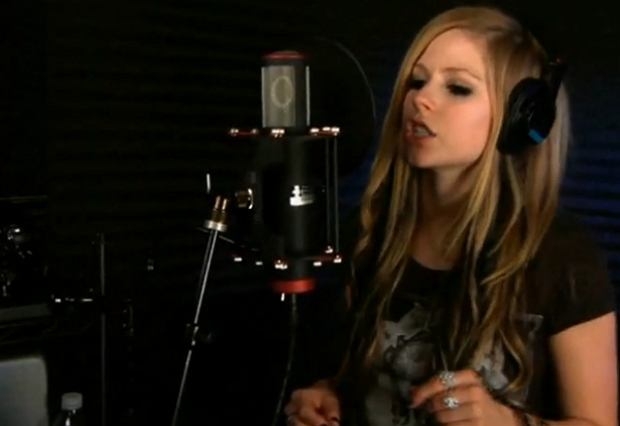 Avril Lavigne/kadr z klipu