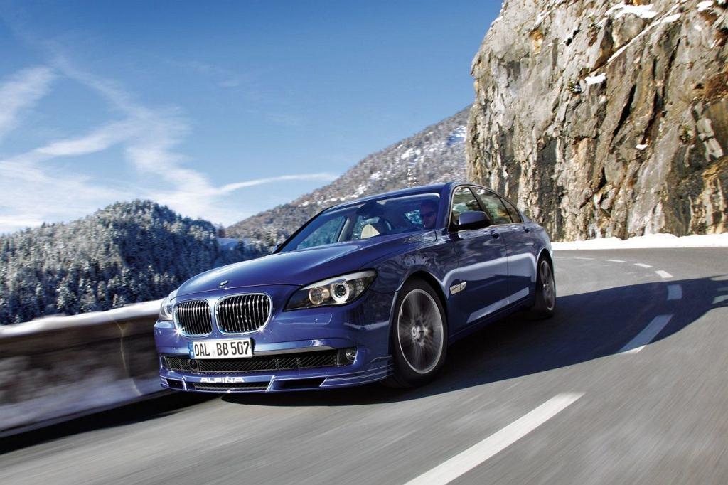 BMW Alpina B7 Biturbo Allrad