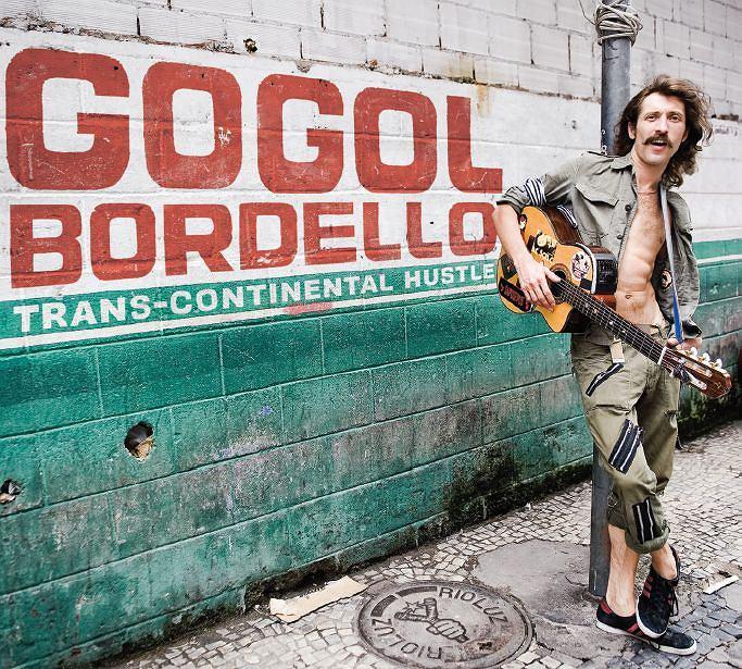 Gogol Bordello - okładka płyty