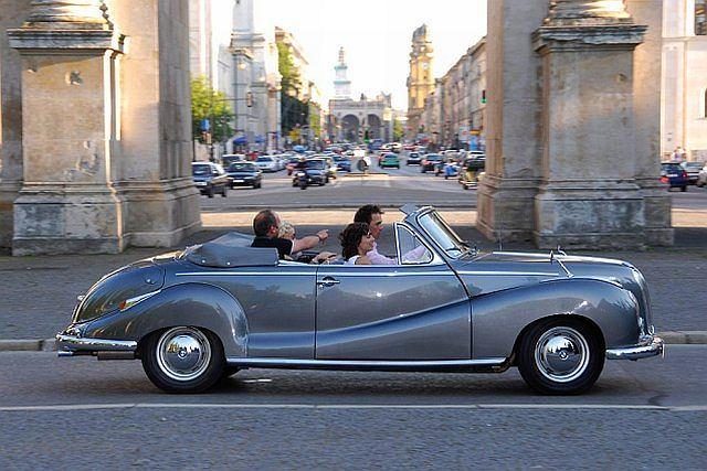 BMW 502 Cabriolet