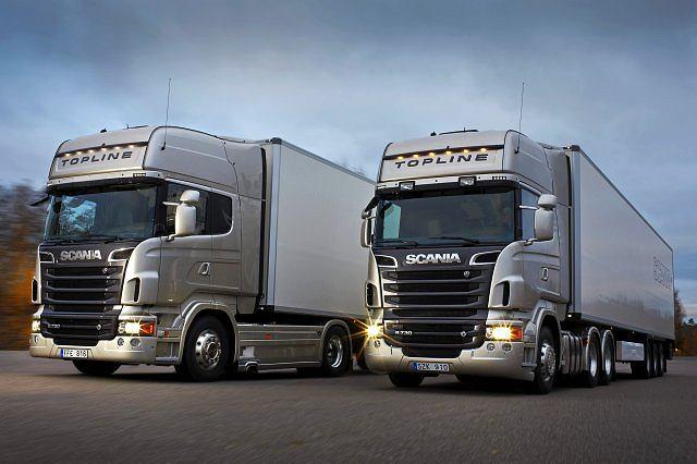 Scania V8 R730