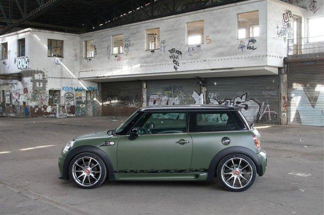MINI Cooper S po modyfikacjach Nowack Motors
