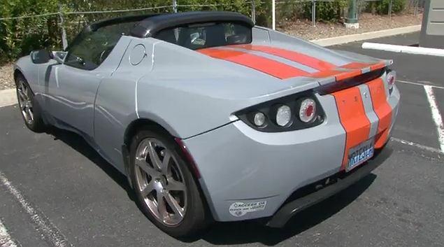 Tesla Car / IBM
