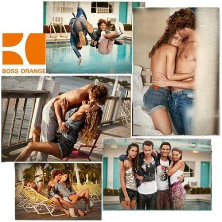 BOSS Orange kampania (wiosna/lato 2010)