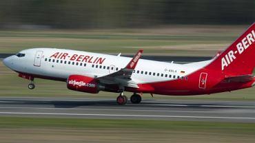 Dwóch Rosjan próbowało porwać samolot niemieckich linii Air Berlin lecący do Moskwy