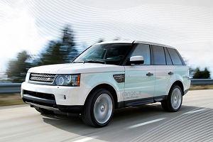 Range Rover Sport dla ekologów