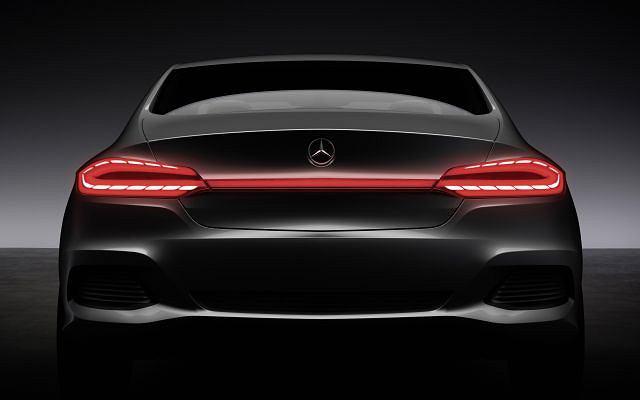 Mercedes F800 Concept