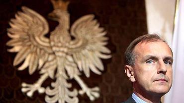 Minister obrony Bogdan Klich