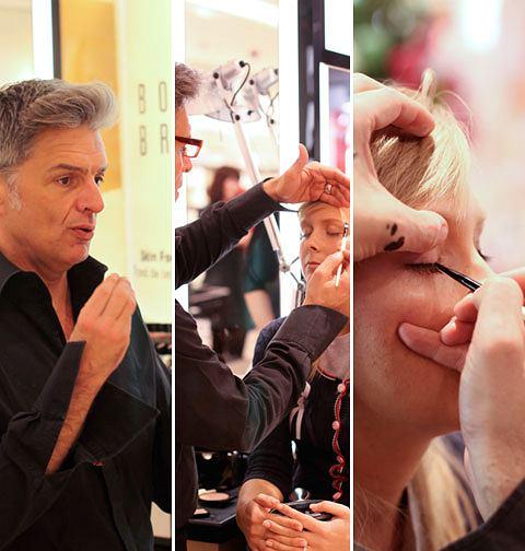 Lekcja makijażu Bobbi Brown