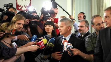 Kandydaturę Marka Belki na prezesa NBP zaakceptował Sejm