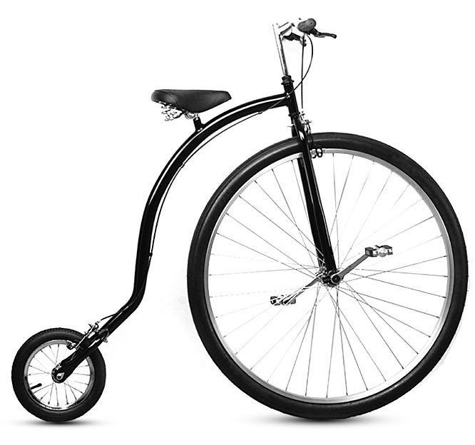 Penny Farthing - oldschoolowy rower