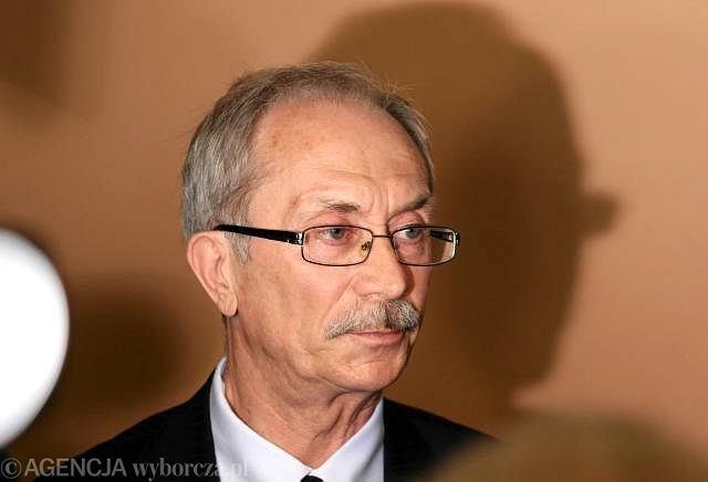 Stanisław Kostrzewski - skarbnik PiS
