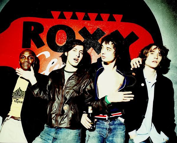 The Libertines, MySpace zespołu
