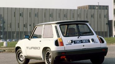 Renault 5 Turbo 1982 r
