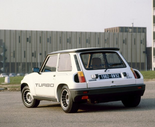 Renault 5 Turbo 1982 r