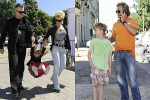 Warsaw Fashion Street to bardzo rodzinna impreza. A jednocześnie doskonała okazja, by podpatrzeć dzieci gwiazd...