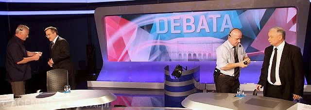 Środowa debata wyborcza