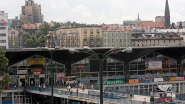 Dworzec kolejowy w Katowicach dzisiaj