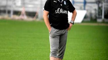 Jacek Zieliński, trener Lecha Poznań