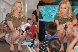 Prezydentówna wzięła udział w Karuzeli Cooltury 2010. Ola poprowadziła debatę z udziałem Jerzego Bralczyka, której przysłuchiwało się mnóstwo dzieci. Bralczyk opowiadał zasadach poprawnej polszczyzny, a Ola ( w krótkich szortach) latała z mikrofonem.
