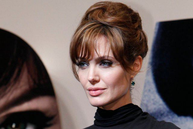 Angelina Jolie oblatuje świat promując najnowszy film