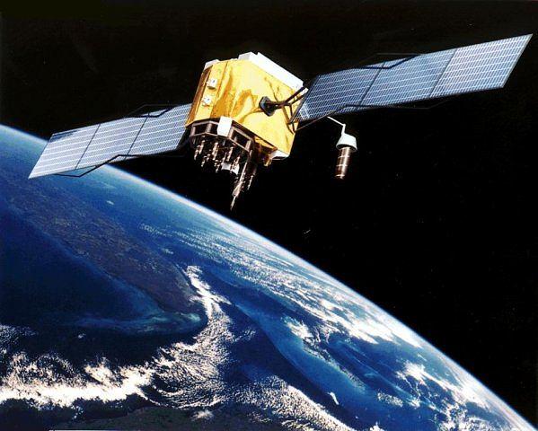 Satelita GPS