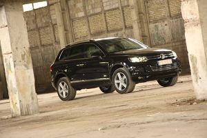 VW Touareg | Pierwsza jazda | Luksusowy hit