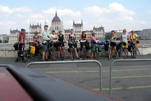 Europa z roweru. Czternastka na dwóch kółkach