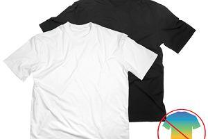 Przepocony T-shirt