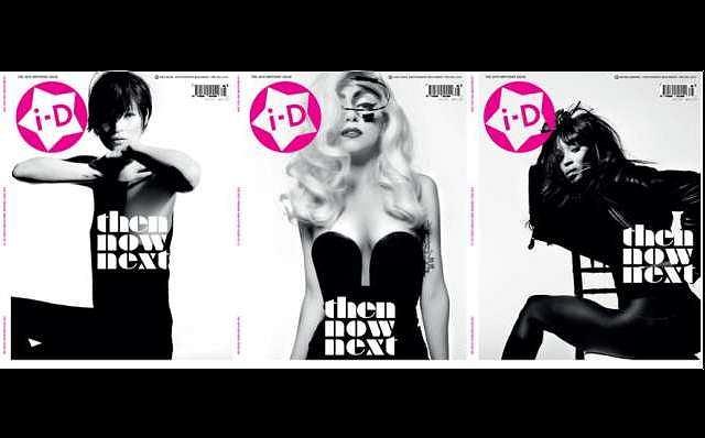 Kate Moss, Lady Gaga i Naomi Campbell na okładce