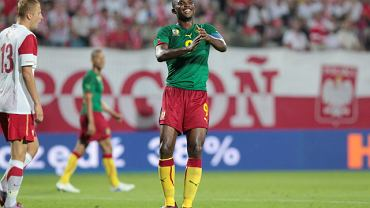 12 sierpnia 2010 r., Szczecin. Polska - Kamerun 0:3