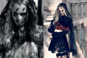 Ania Jagodzińska w japońskim Vogue.