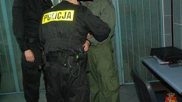 Zatrzymany mężczyzna to 60-letni Andrzej K.